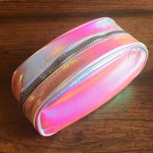 Bags - Opal Zipper Cosmetic Bag
